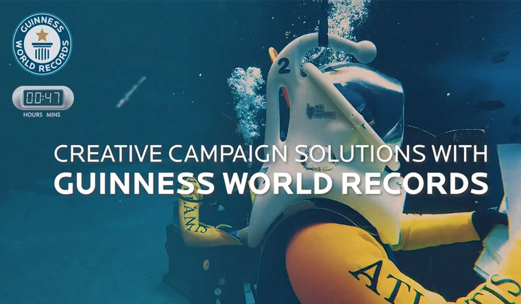 Creative Camapaign Solutions with Guinness World Records
