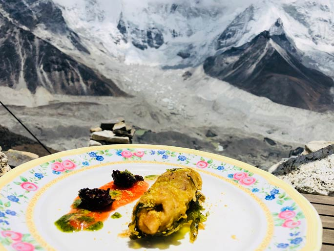 highest altitude pop up restaurant 1