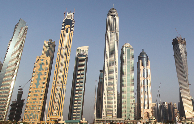 Tallest residential building